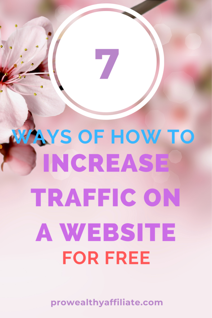 How-To-Increase-Traffic-On-A-Website-For-Free