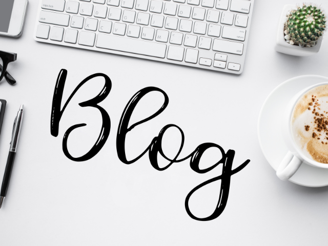 How to choose a blog name image with the word blog